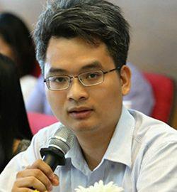 Tân Giáo sư trẻ nhất năm 2017 là TS Phạm Hoàng Hiệp, 36 tuổi.